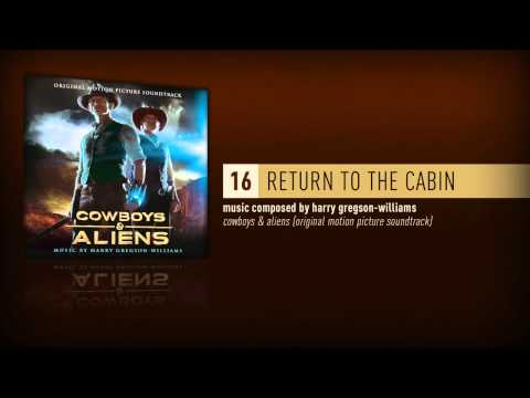 Return To The Cabin (Cowboys & Aliens)
