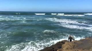Surfer-Sunset Cliffs