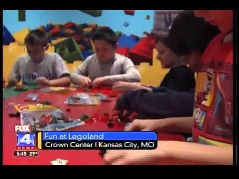 SEA LIFE and LEGOLAND Kansas City featured on WDAF February 22, 2013 5 pm