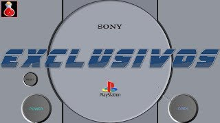 LOS EXCLUSIVOS DE...SONY PLAYSTATION [Psx - PSone - Ps1]