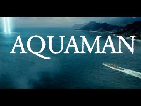 Trailer do filme Aquaman