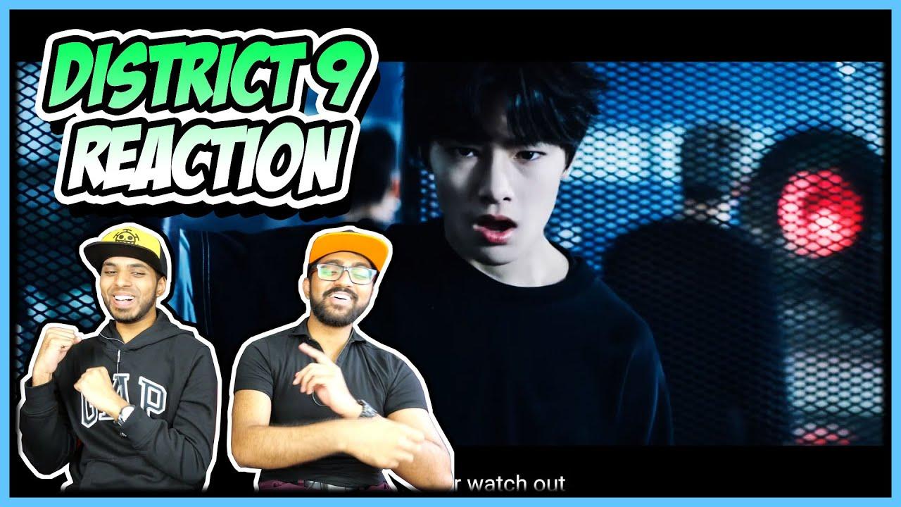 STRAY KIDS (스트레이 키즈) - DISTRICT 9 MV BLIND REACTION