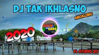 Download DJ Tak ikhlasno (angklung) || by sibon bass || FL studio 20 || Terbaru 2020