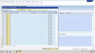 SAP BW4HANA التدريب | SAP HANA | التعامل مع SPO & تدفق البيانات (SAP BW 7.3 على هناء)