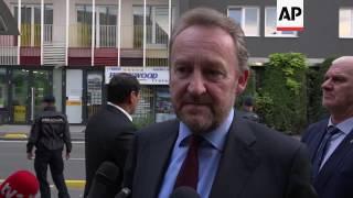 Izetbegovic comments on Bosnia Serb referendum