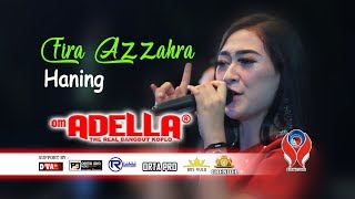 FIRA AZZAHRA - HANING [OM. ADELLA LIVE PLOSO JOMBANG] KARAOKE VERSION