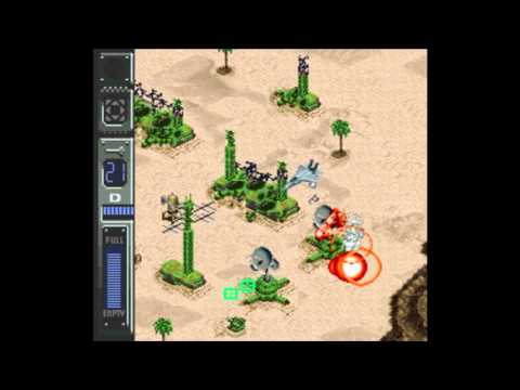 A.S.P.: Air Strike Patrol Intro (SNES Introduction)