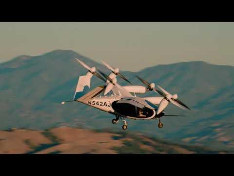Joby Aviation: All-Electric Flight