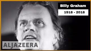 🇺🇸 World-renowned US evangelist Billy Graham passes away…