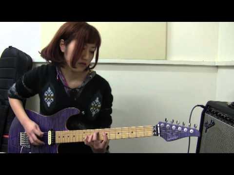 Miki Kato - Frame By Frame (King Crimson)