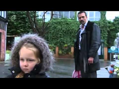 Hollyoaks Leah tells Brendan she isn't going to school