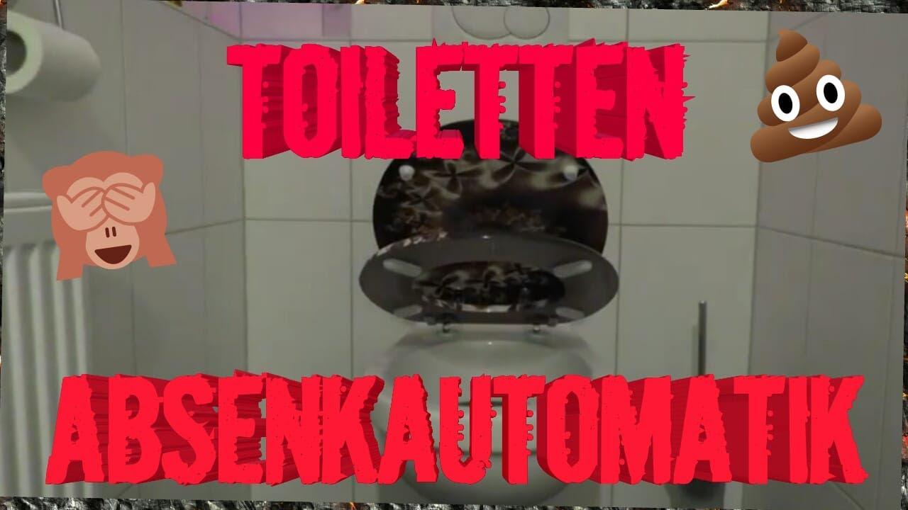 Toilettendeckel Absenkautomatik Youtube