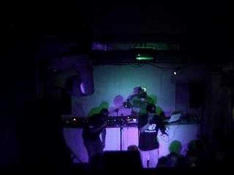 P&J Project [ParanormL & J.Rawls] - Live @ Club Triangle - Osaka Japan