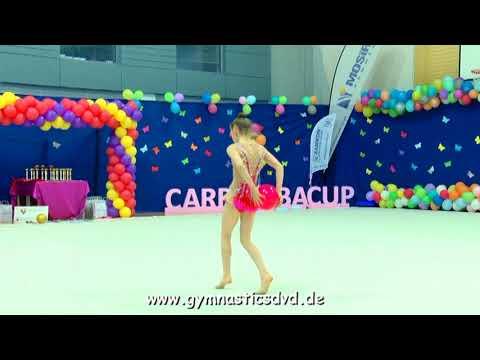 Joanna Babiak (POL) - Pre-Junior 06 - Carramba Cup 2018