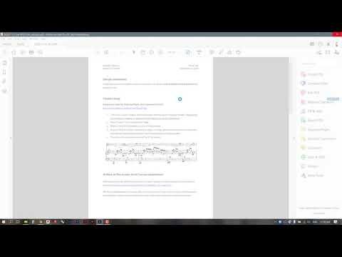 Unresponsive Links PDF