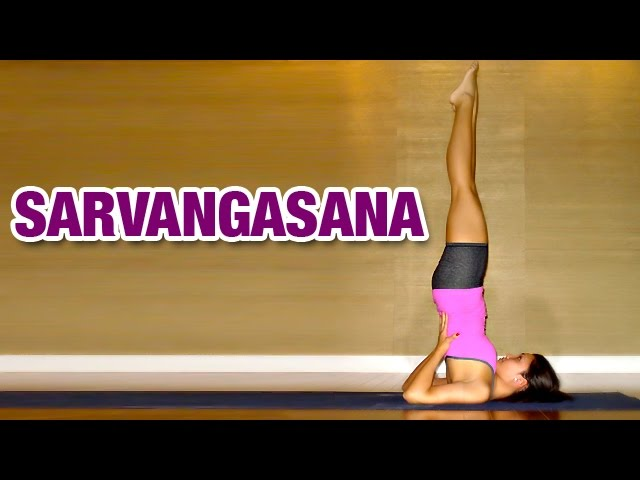 This Yoga Aasana Helps Thyroid Gland