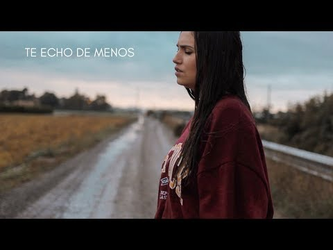 TE ECHO DE MENOS - BERET | CAROLINA GARCIA COVER