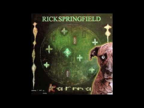 Rick Springfield-Karma-Act of Faith