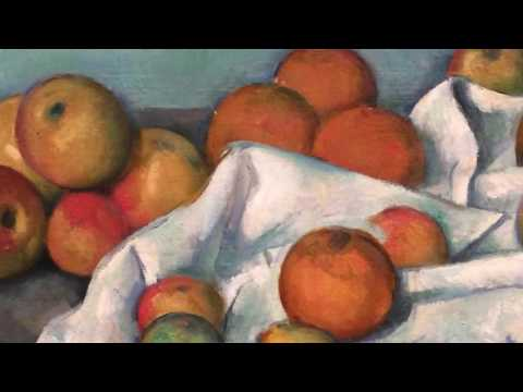 Observing Cezanne at the MET