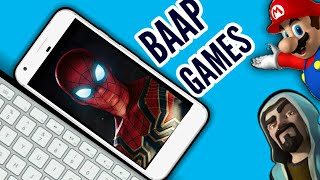 TOP 5 ANDROID FPS GAMES | ZABBAR DAST GAMES !!!!