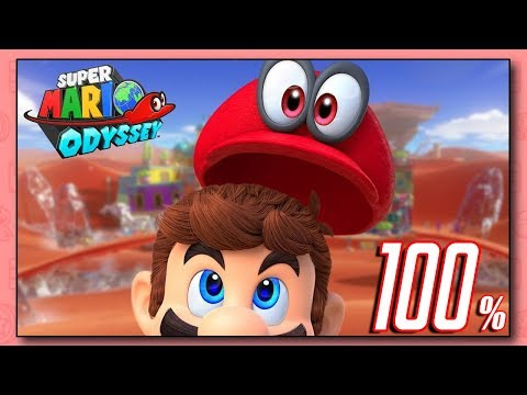 WE BEAT THE GAME! Now We Hunt For 100%! SUPER MARIO ODYSSEY (Pt. 4)