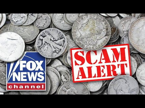 Fox News Viewer Scammed Out Of Retirement On Overpriced Silver Coins
