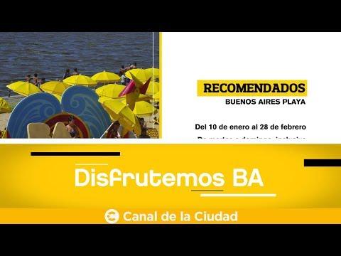 """<h3 class=""""list-group-item-title"""">Recomendados: Parque Natural Lago Lugano, Buenos Aires Playa y más en Disfrutemos BA</h3>"""