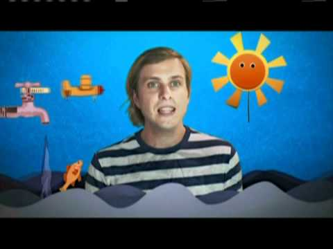 """AWOLNATION - """"Not Your Fault"""" Red Bull Records"""