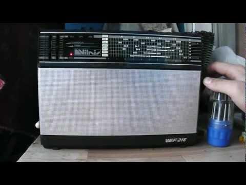Радиоприемник VEF 216 -
