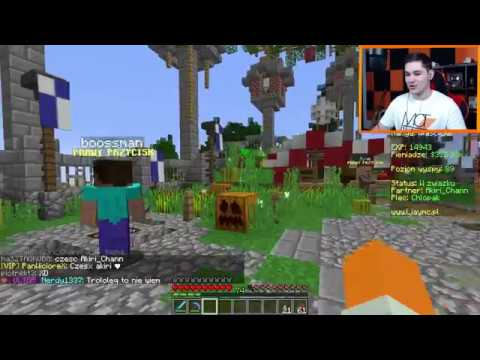 """Minecraft: Skyblock [ljaymc.pl] #1 – """"Pokaz serwera, ogarniamy wyspę!"""""""