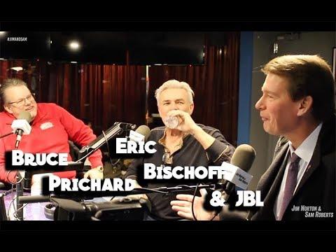 JBL, Eric Bischoff, & Bruce Prichard- Kissing Stephanie, Signing JBL, Jeff Ross, etc- Sam Roberts