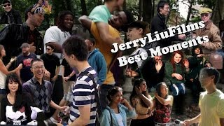 JerryLiuFilms 2013 Best Moments Pranks Interviews