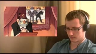 Gravity Falls Reaction Series Episode 3