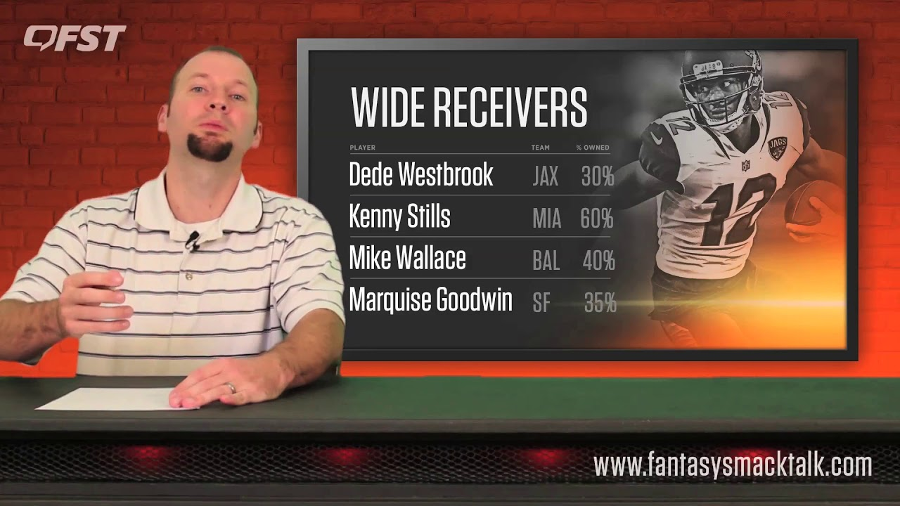2017 Fantasy Football Week 14 Waiver Wire Pickups - YouTube