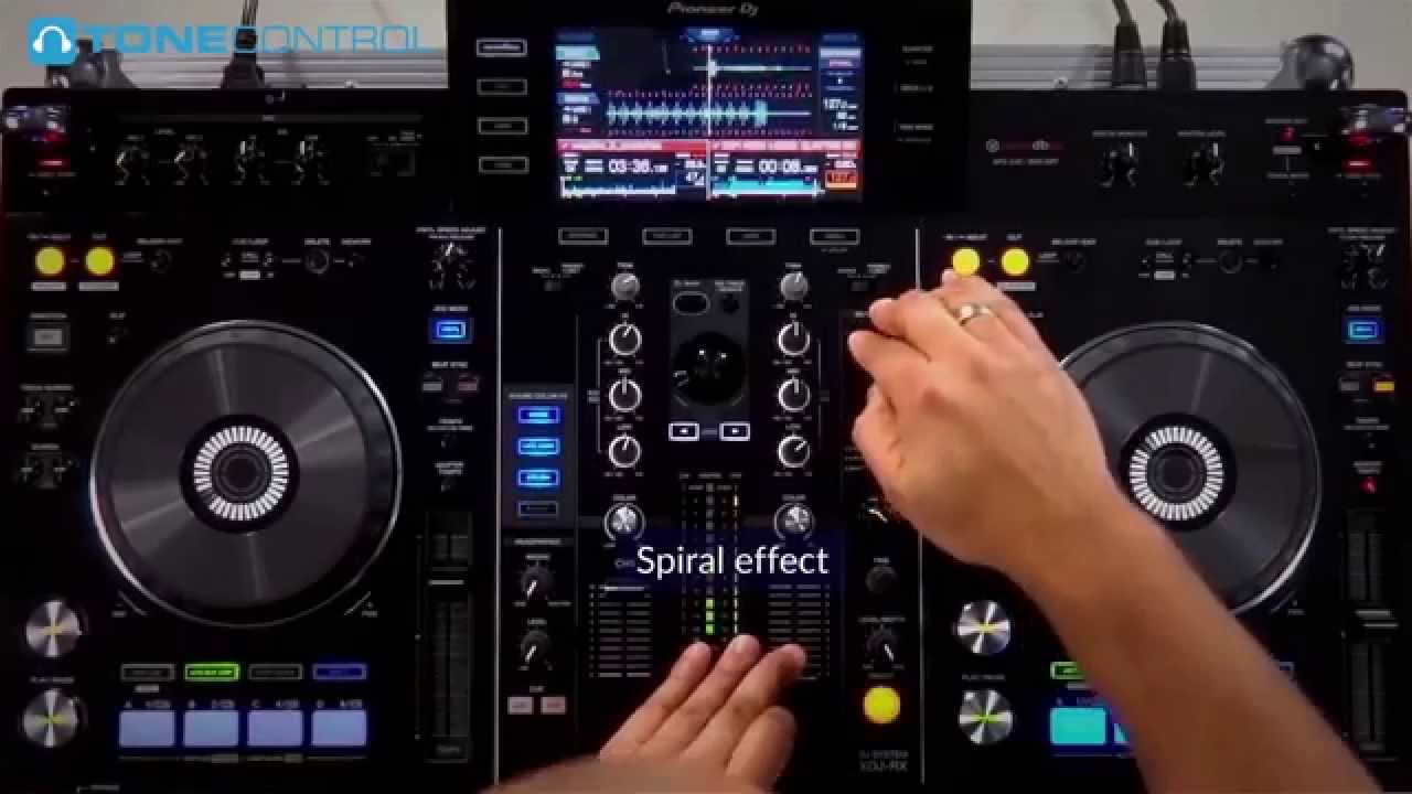 pioneer xdj rx review with lucky charmes presented by youtube. Black Bedroom Furniture Sets. Home Design Ideas