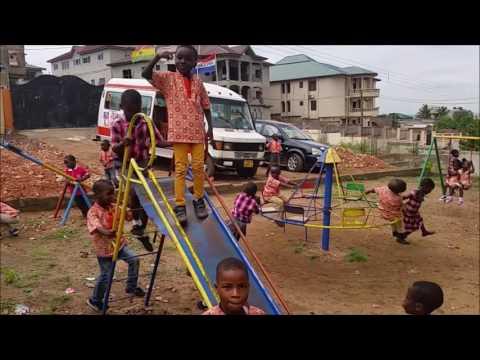 Ofori Hills Academy - Volunteer Project - Accra, Ghana
