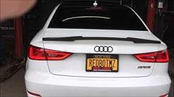 "Audi APR - ""Y pipe"" custom-made"