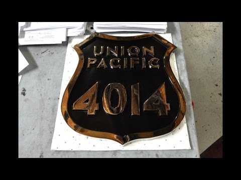 The Union Pacific Steam Shop Open House 2017