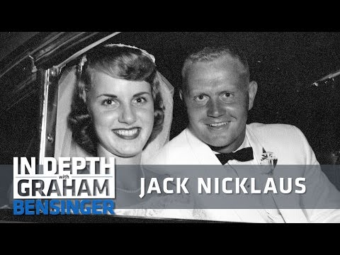 Jack Nicklaus on the secret to his long marriage