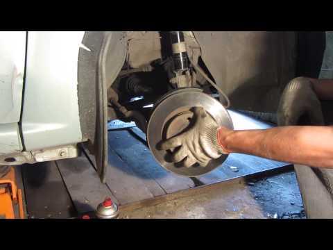 Замена тормозных дисков на Рено Логан Renault Logan и Лада Ларгус