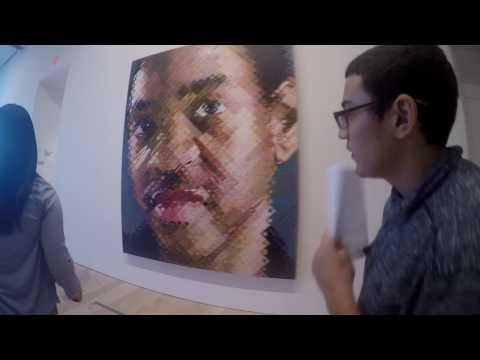 Graphic Arts Trip. Whitney Art Museum