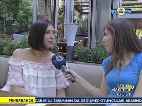 Naz Aydemir - Spor Magazin FB TV