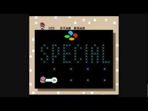 Capture Sound Test - Super Mario World - Special Zone Music