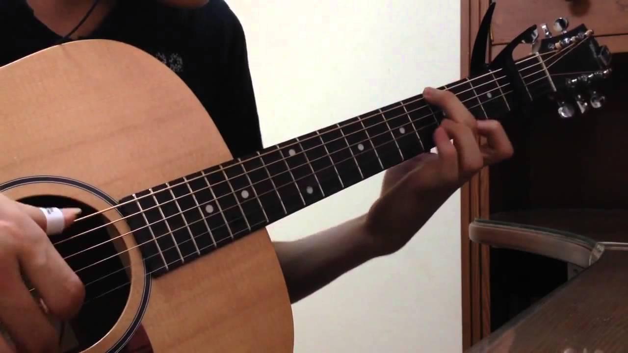 Angel Beats! OP - My Soul, Your Beats! (Guitar Cover ...