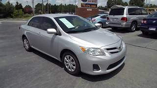 Toyota Corolla 2011 Videos