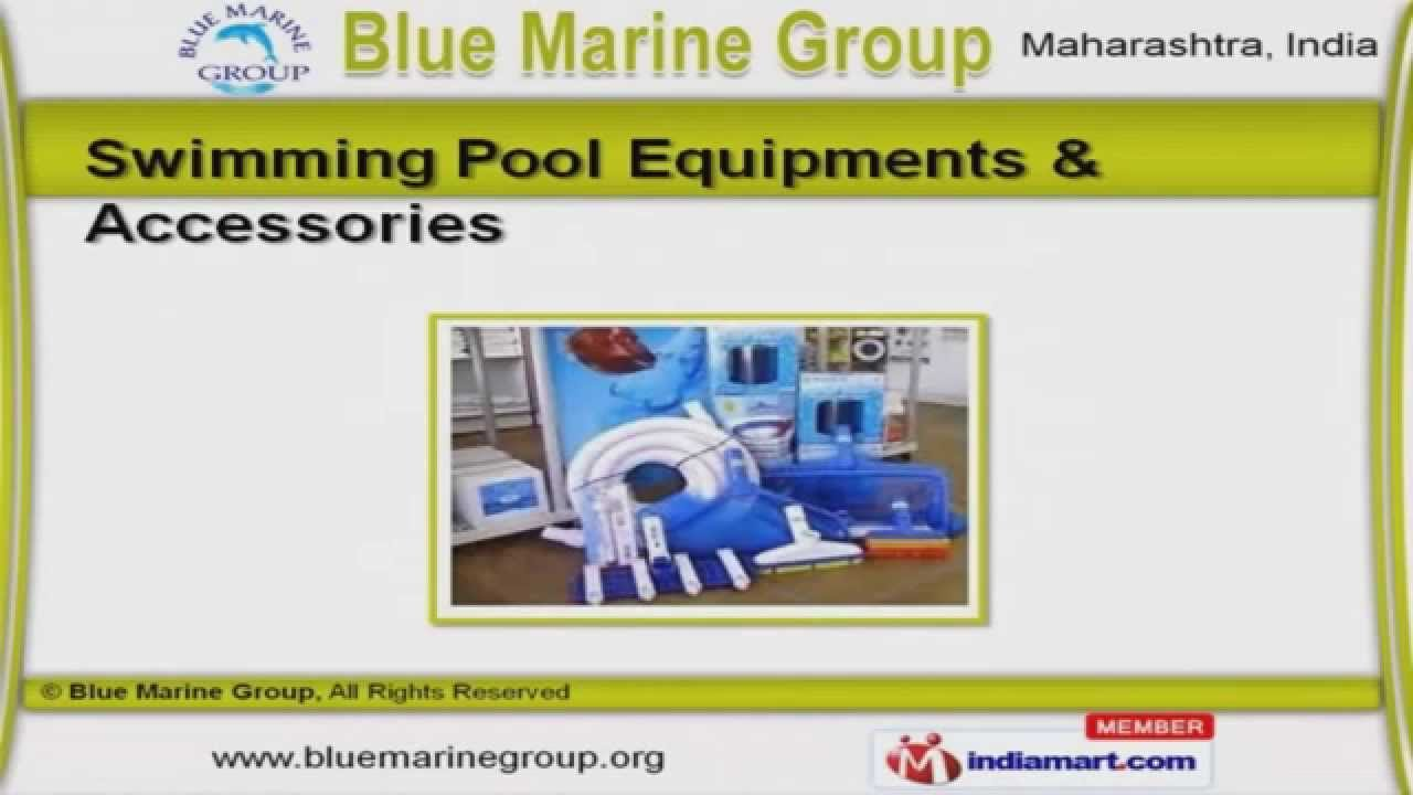 Swimming Pool Filtration Systems and Services by Blue Marine Group, Mumbai