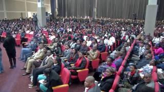 Pastor Alph Lukau - Mammon must fall