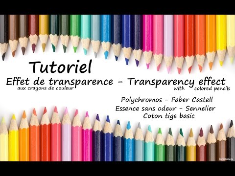 Tutorial   - Effet de transparence - Transparent