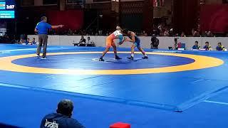 18th Asian Games Jakarta 2018 Wrestling