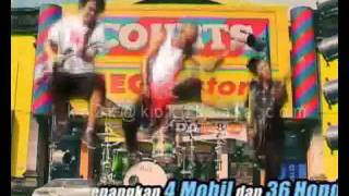 COURTS Indonesia TV Commercial Bali With LOLOT Bali